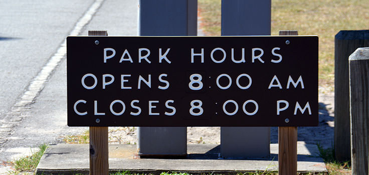 Carolina Beach State Park hours